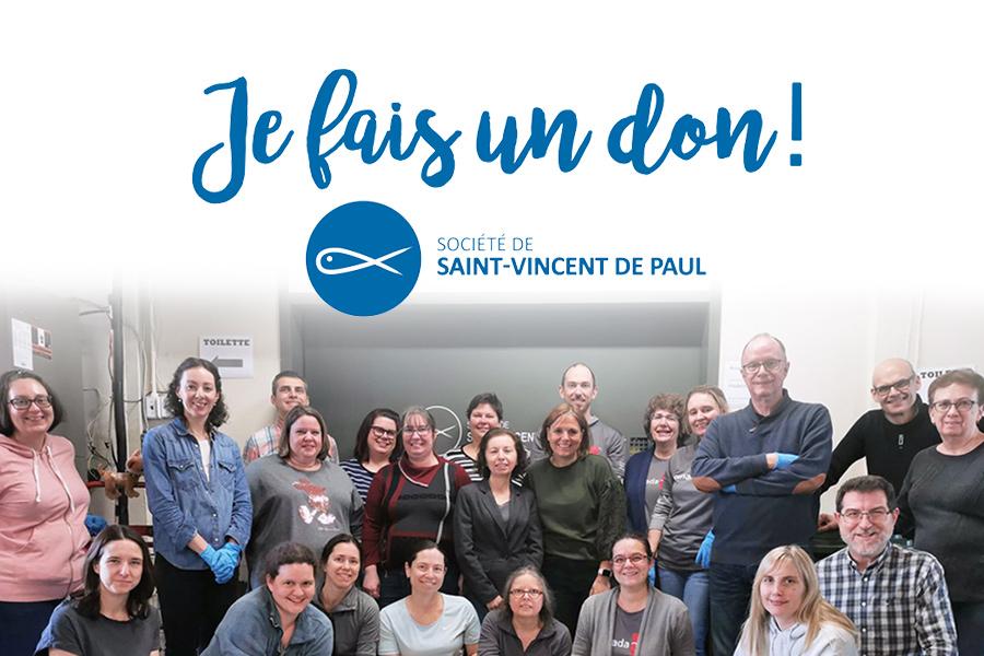 Société Saint-Vincent de Paul de Montréal